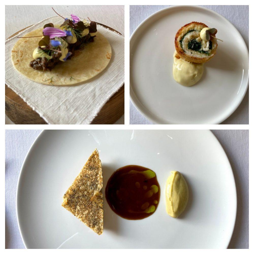Ristorante Maeba - pollo e patate
