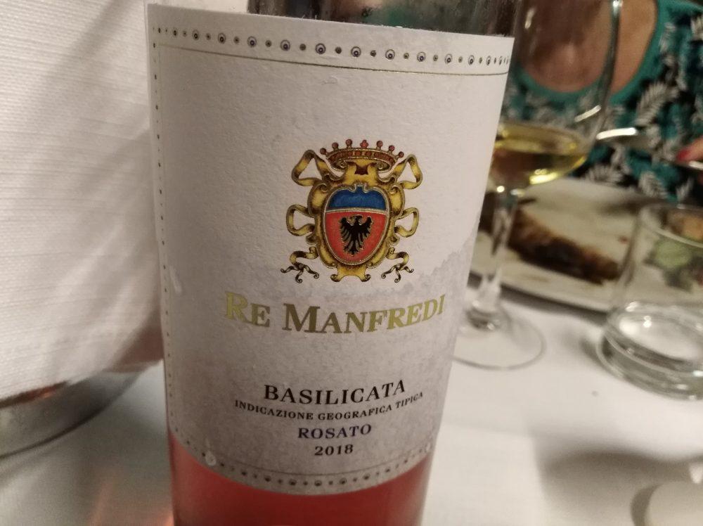 Rosato Re Manfredi