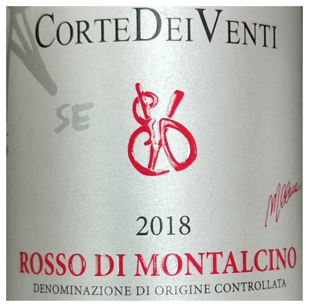 Rosso di Montalcino Doc 2018