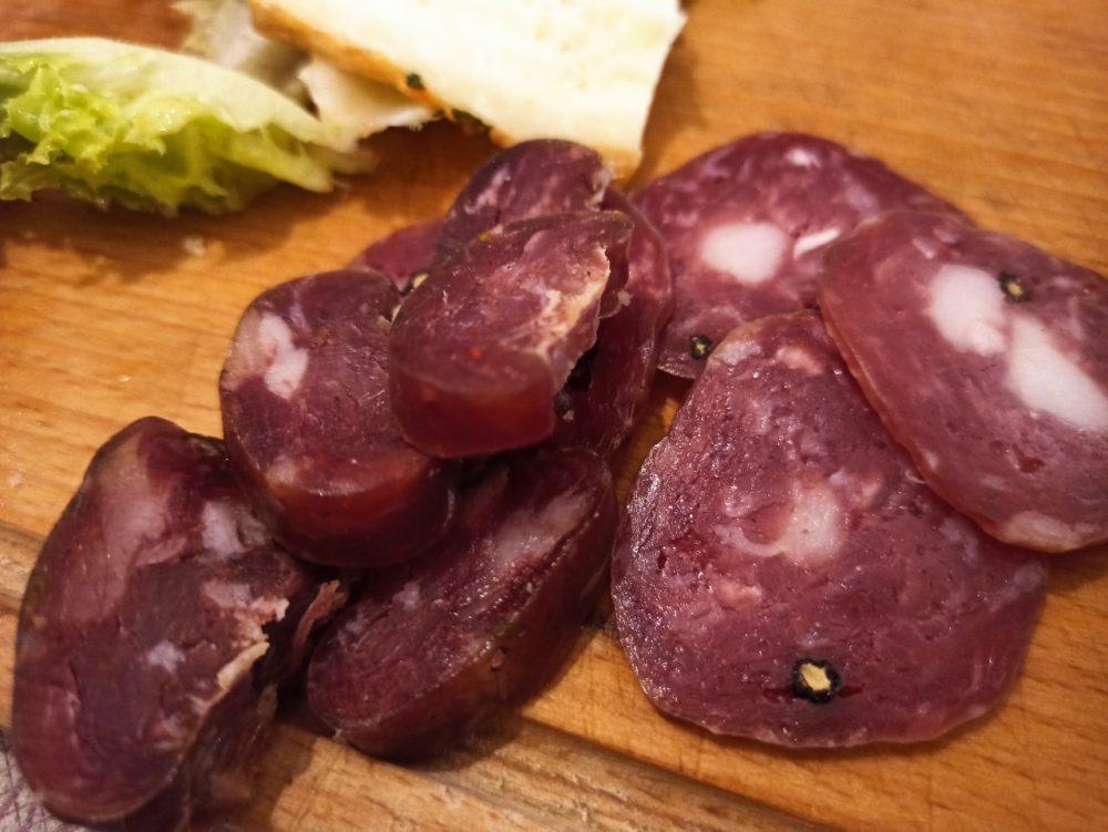 Sapori Miei - Salsiccia secca e Soppressata artigianali