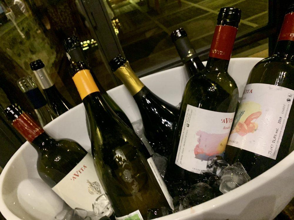 Spessore Campo Base - I vini