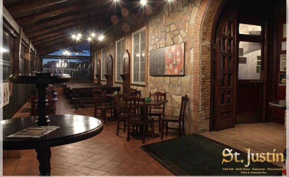 St Justin Pub