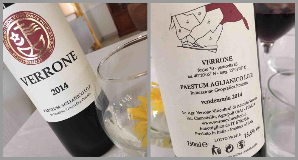 Villa Marchesa, il vino
