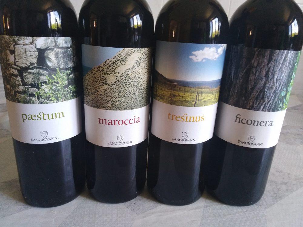 Vini Azienda Sangiovanni