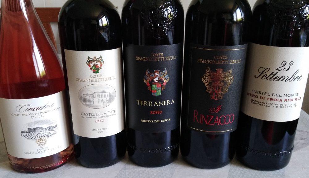 Vini Conte Spagnoletti Zeuli