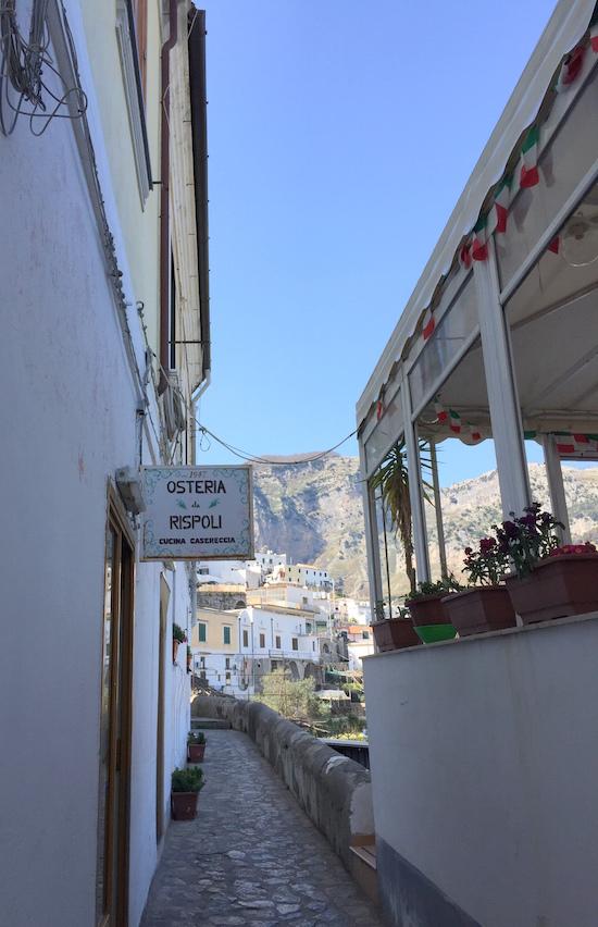 Ingresso - foto dal sito Campaniaferax