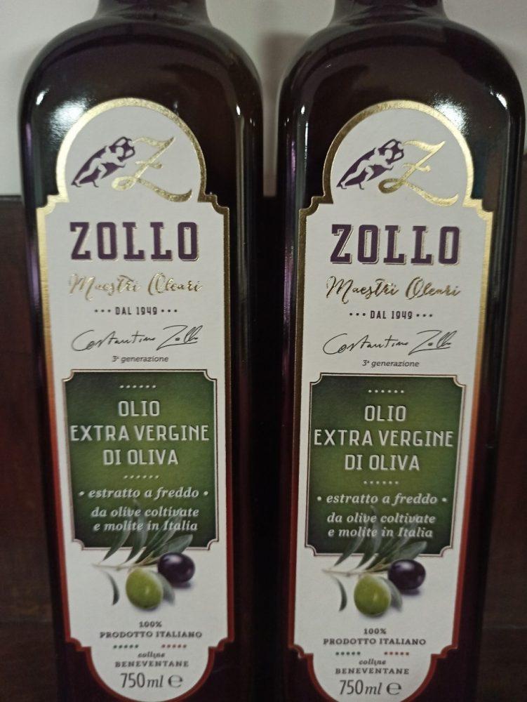 Da Gianni - L'Olio dell'attigua Olearia Zollo