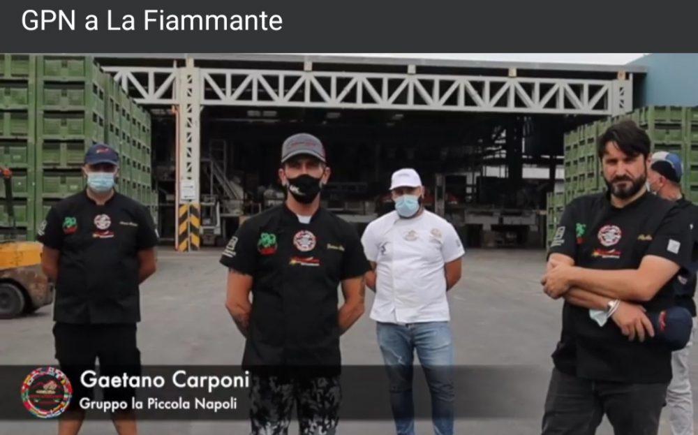Nuovo direttivo Gruppo Piccola Napoli