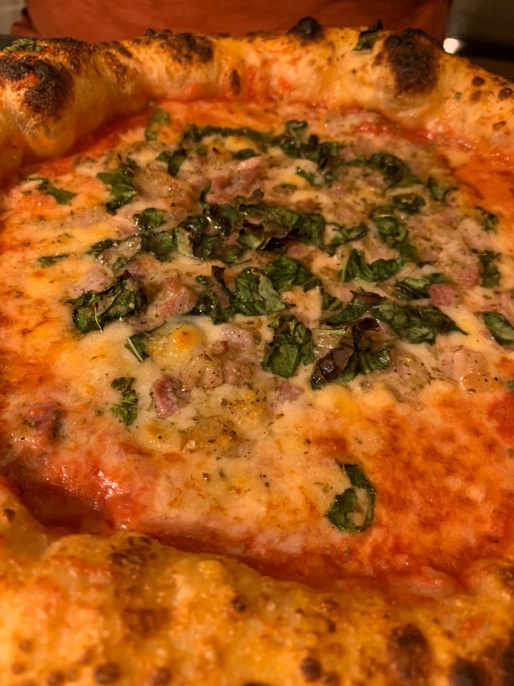 Don Antonio - pizza Carminiccio