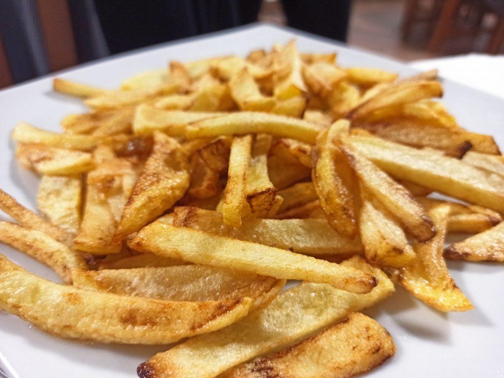 Da Gianni - Le patate paesane