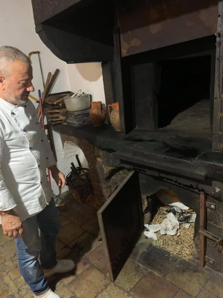 Pane e Salute, il forno a paglia del 1526