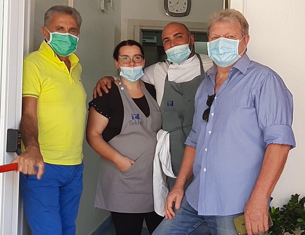 Andrea Ferraioli, Caterina e Vito e Rosario Di Giacomo