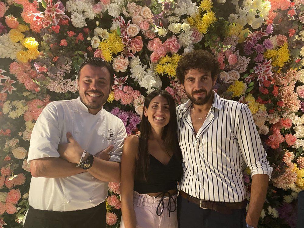 BROS AND BUN - fratelli Annalisa e Gennaro Alfiero e lo chef Giuseppe Gaudiano