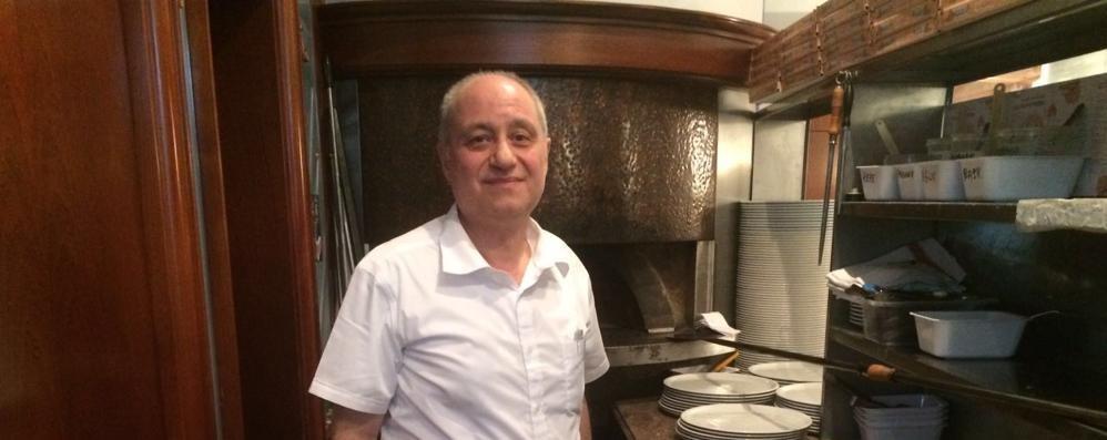 Bruno De Rosa Pizzeria Montegrigna Tric Trac