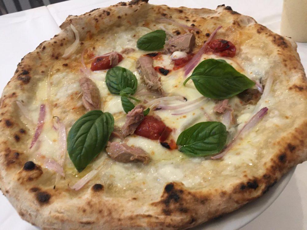 Bufare' - pizza filetto
