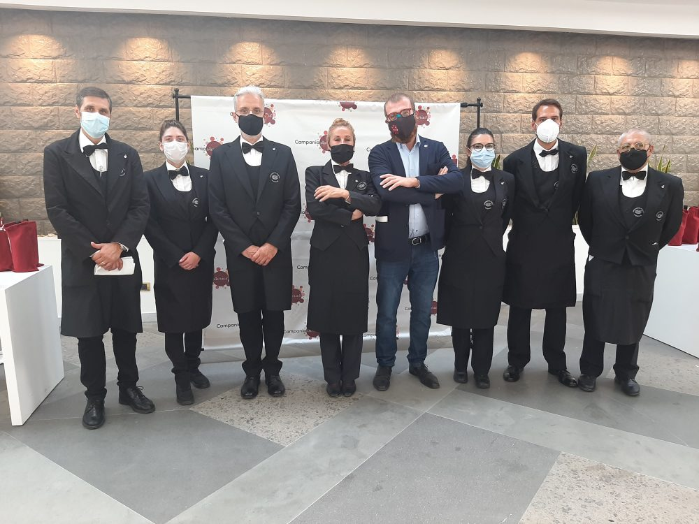 Campania Stories Gruppo di sommelier