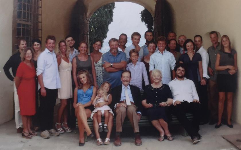 Capezzana, la grande famiglia Contini Bonacossi