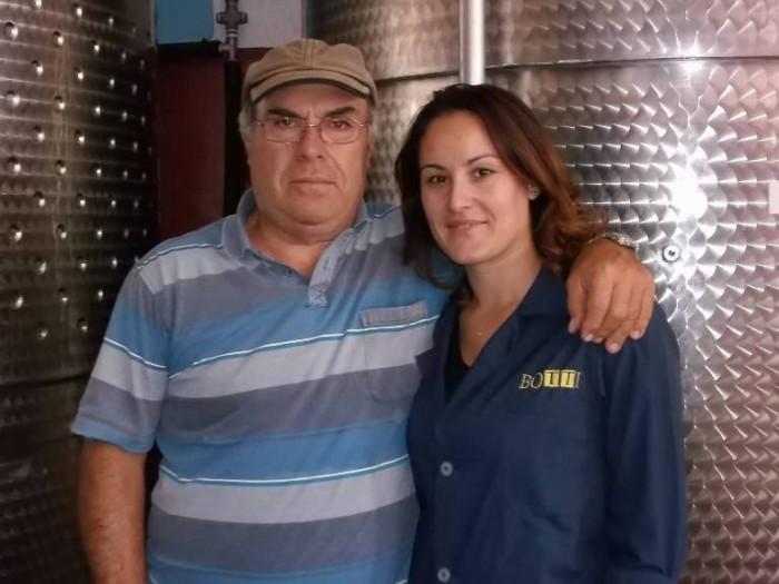 Carminuccio e Emiliana Botti
