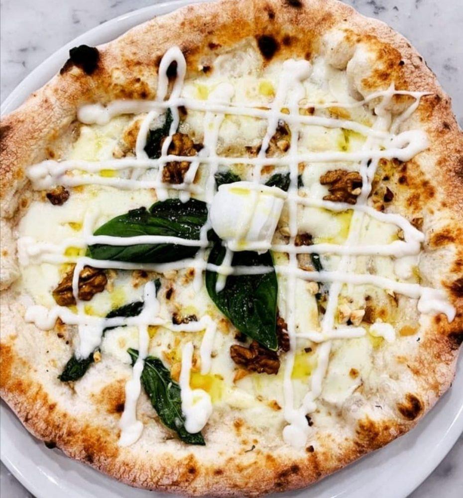 Casa Salvati - Pizza Sapori di fine estate
