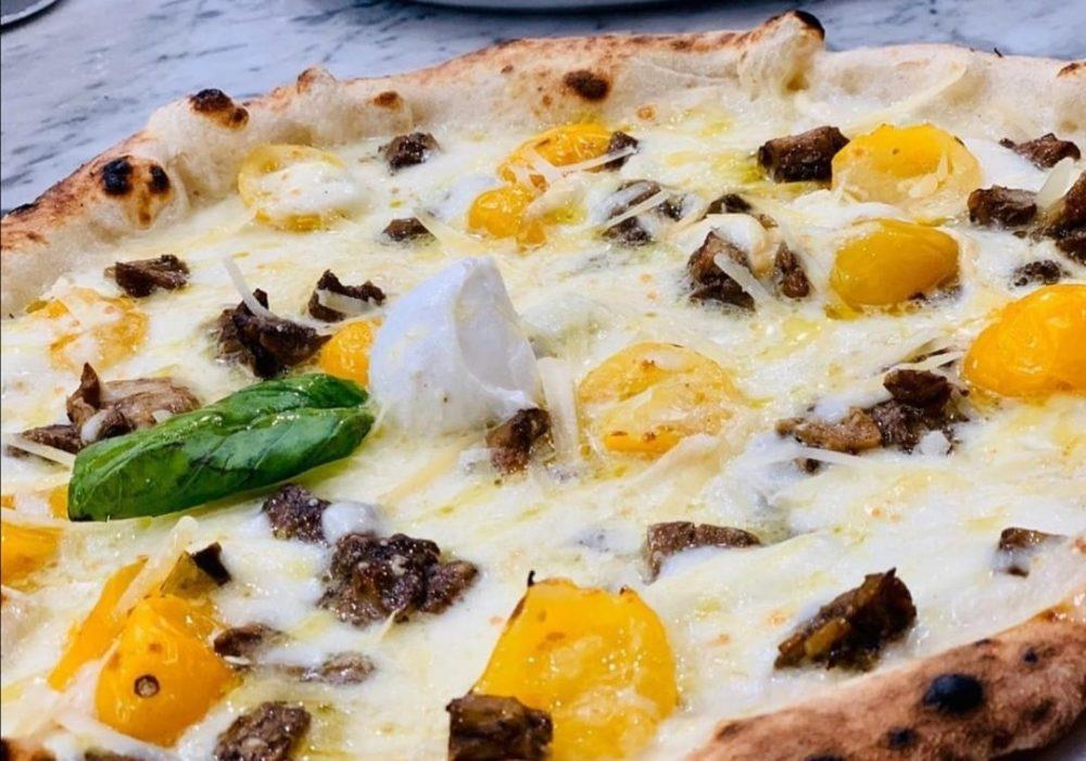 Casa Salvati - Pizza Segugio