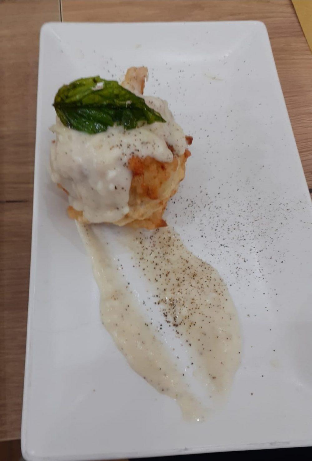Casa Salvati - frittatina di pasta
