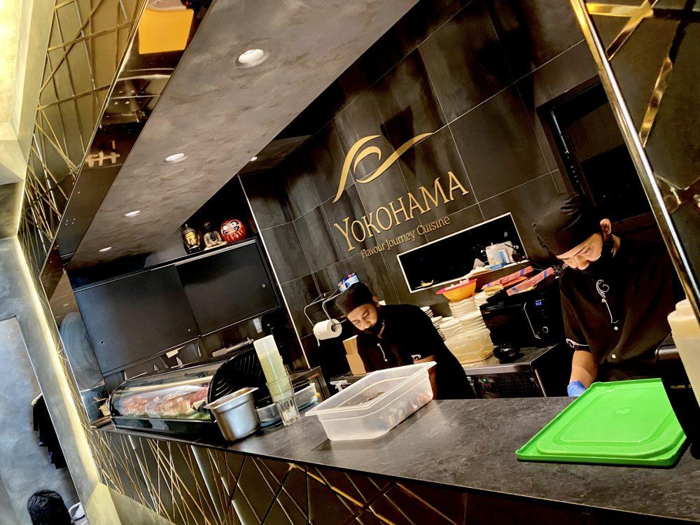 Yokohama, Gli Chef e l'Hoshizaki