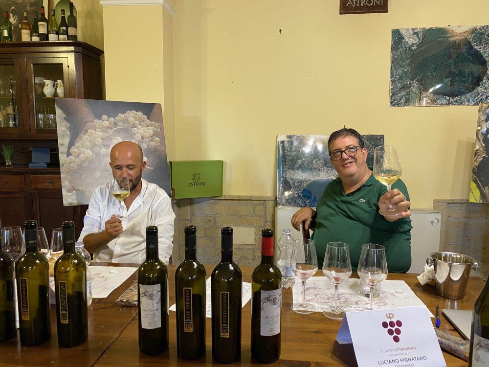 Gerardo Vernazzaro e Luciano Pignataro