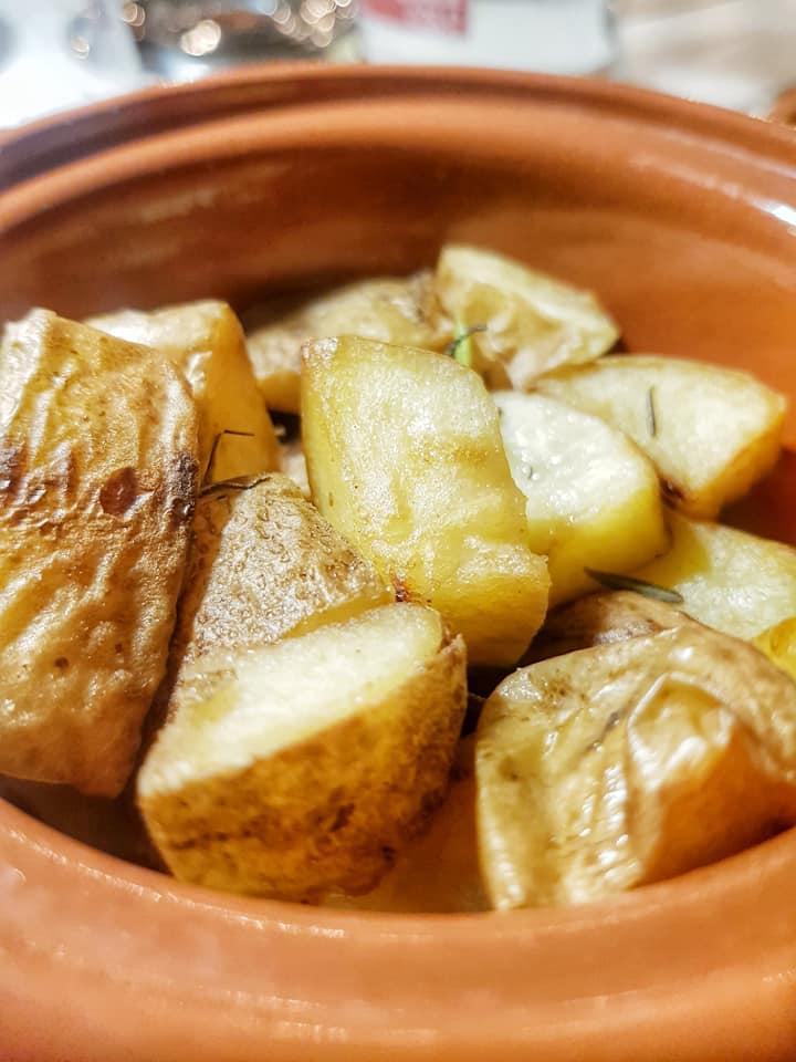 Jose' Restaurant - patate