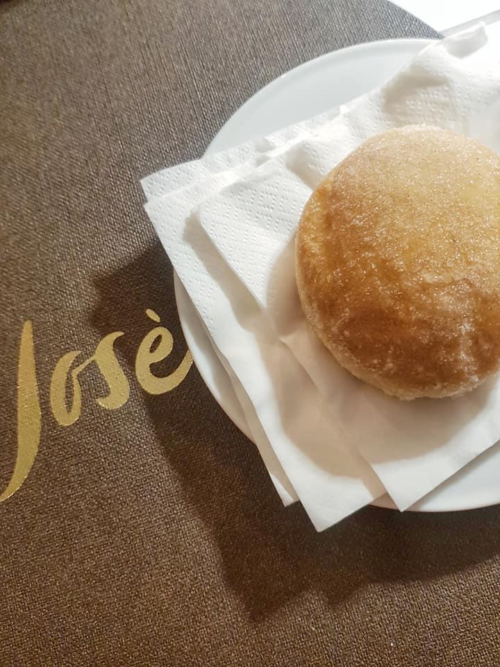 Jose' Restaurant - zeppole