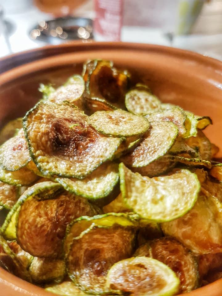 Jose' Restaurant - zucchine