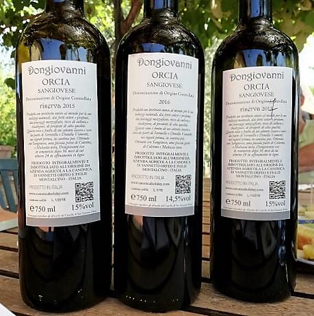 La Canonica - Retro Dongiovanni