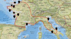 La strada europea delle ostriche