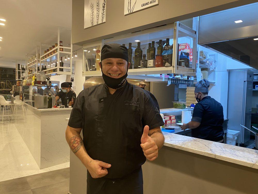 Pizzeria Luca Brancaccio - Luca Brancaccio