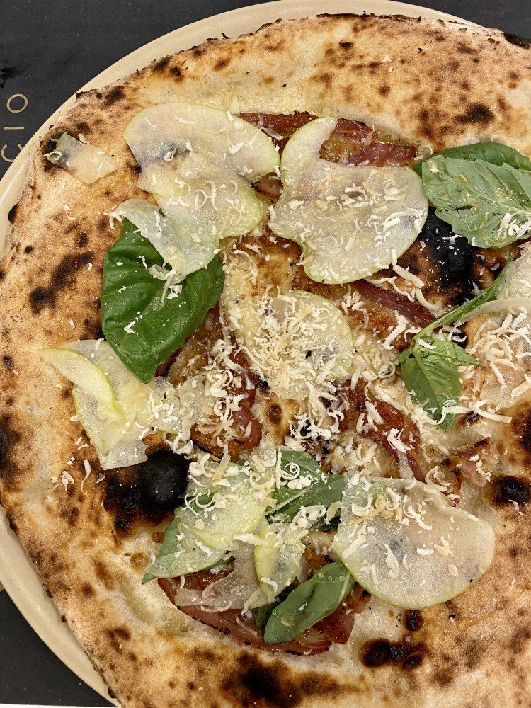 Pizzeria Luca Brancaccio - pizza Il Cavaliere