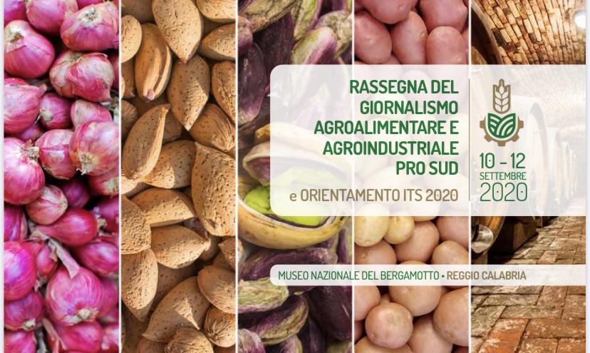 Rassegna del Giornalismo Agroalimentare e Agroindustriale Pro Sud