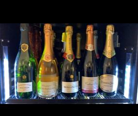 Ristorante Lancione - Champagne