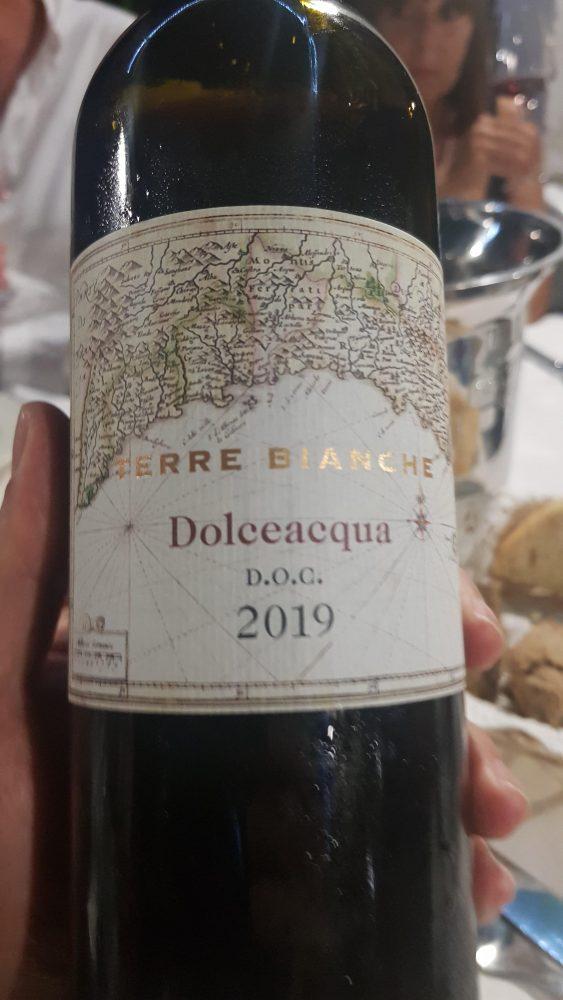 Rossese di Dolceacqua 2019 - terre bianche