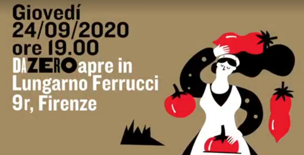 DaZero inaugurazione Firenze