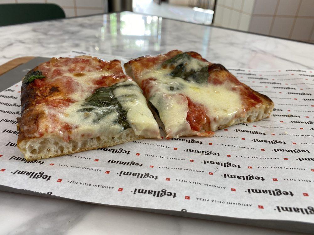 Tegliami - trancio pizza margherita