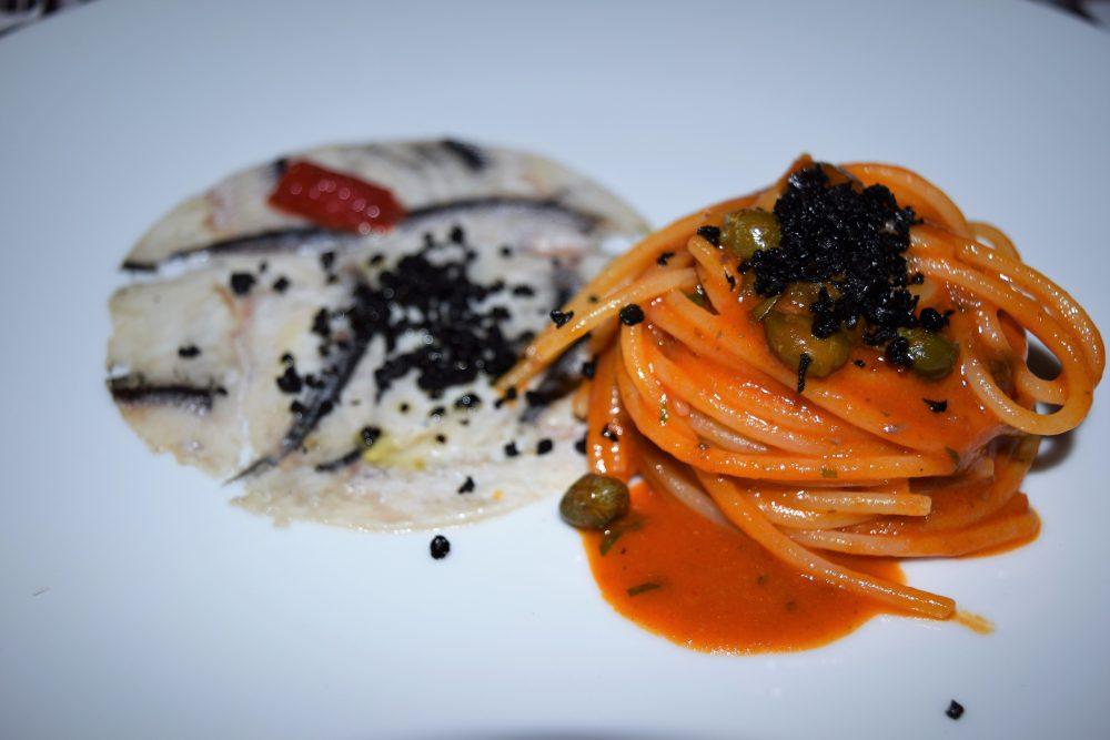 Wine&TheCity 2020 - Spaghetti alla puttanesca