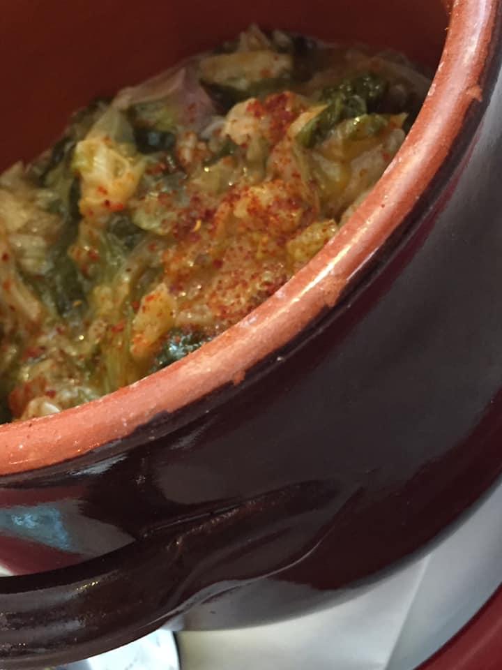Locanda San Cipriano, minestra di verdure di stagione