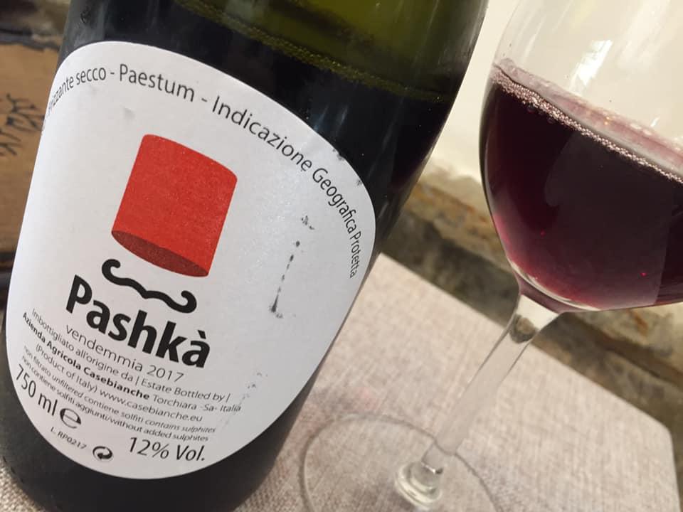 Locanda San Cipriano, il vino di Casebianche