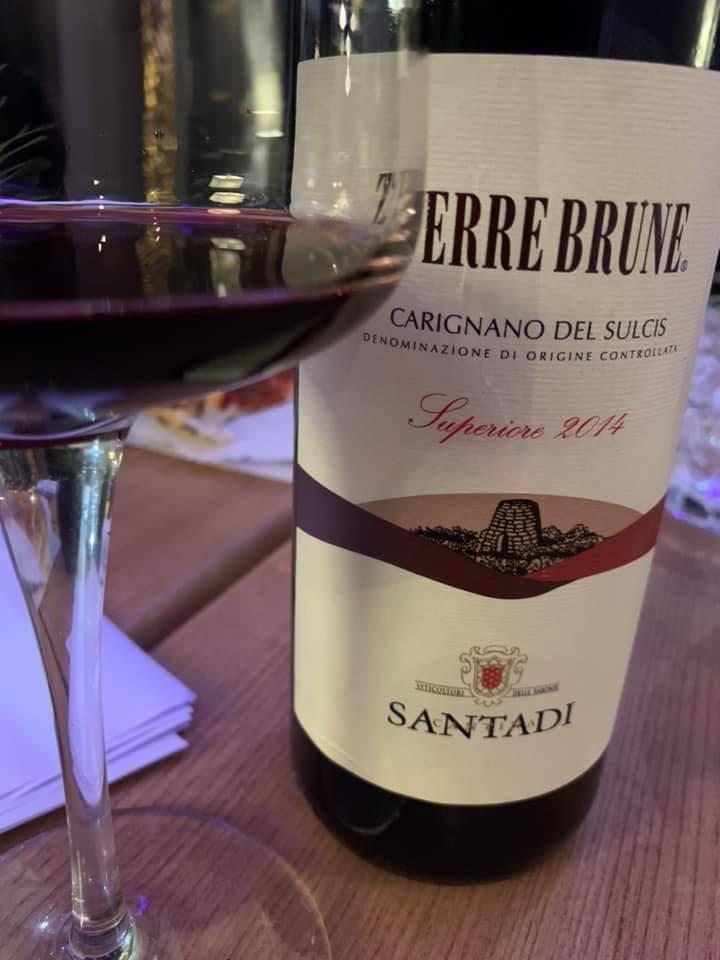 Sala Varese - vino