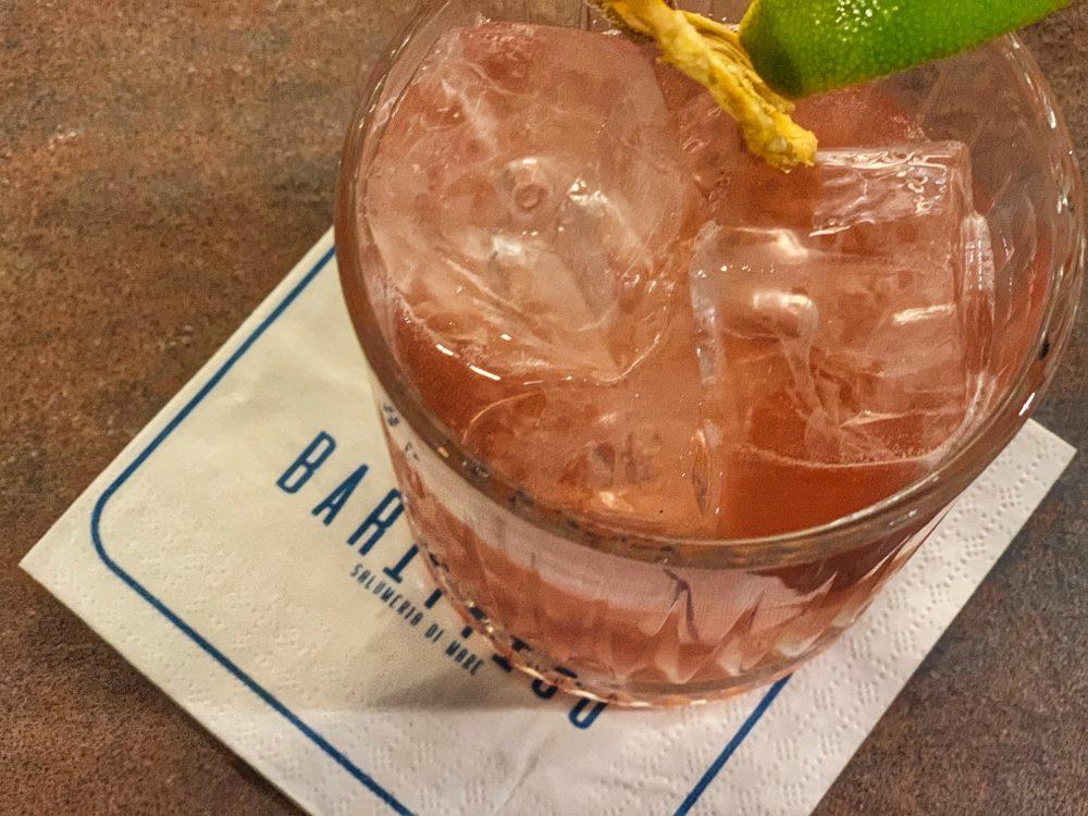 Barittico, cocktail
