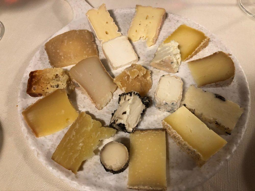 La Piana di Gilberto Farina, il piatto dei formaggi e le ultime emozionanti parole di un rosso che si fara' ricordare&rigustare