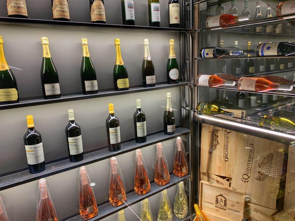 Barittico, cantina dei vini