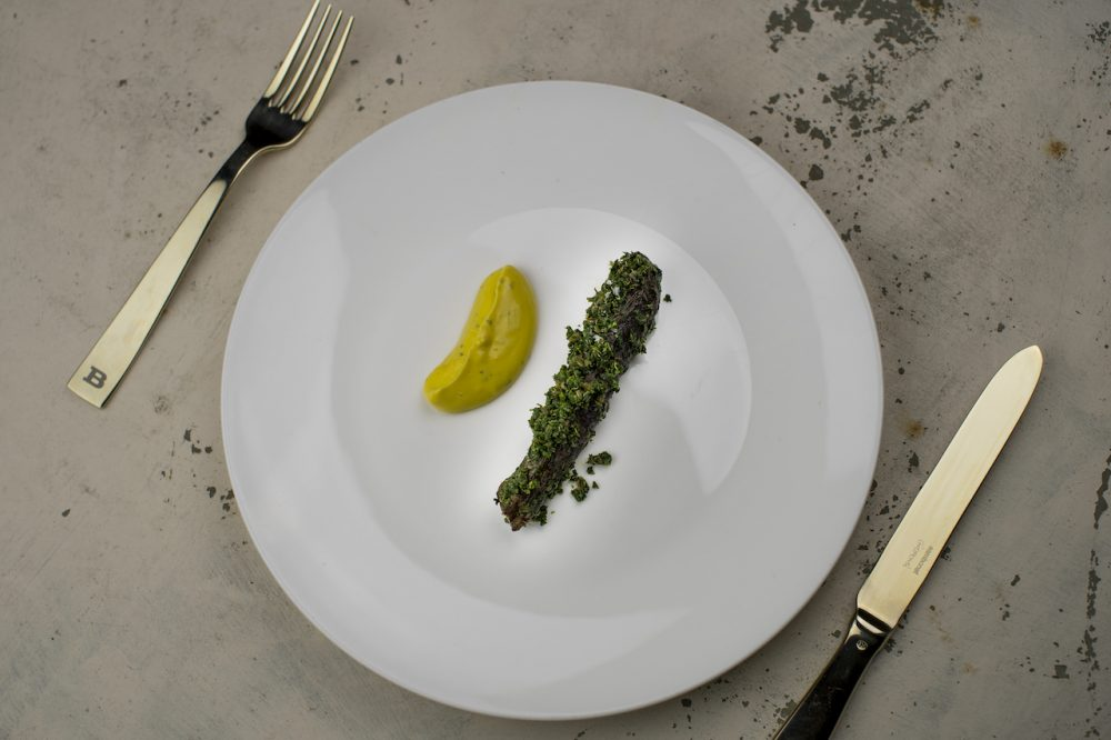 Banchieri, Zucchina bollita
