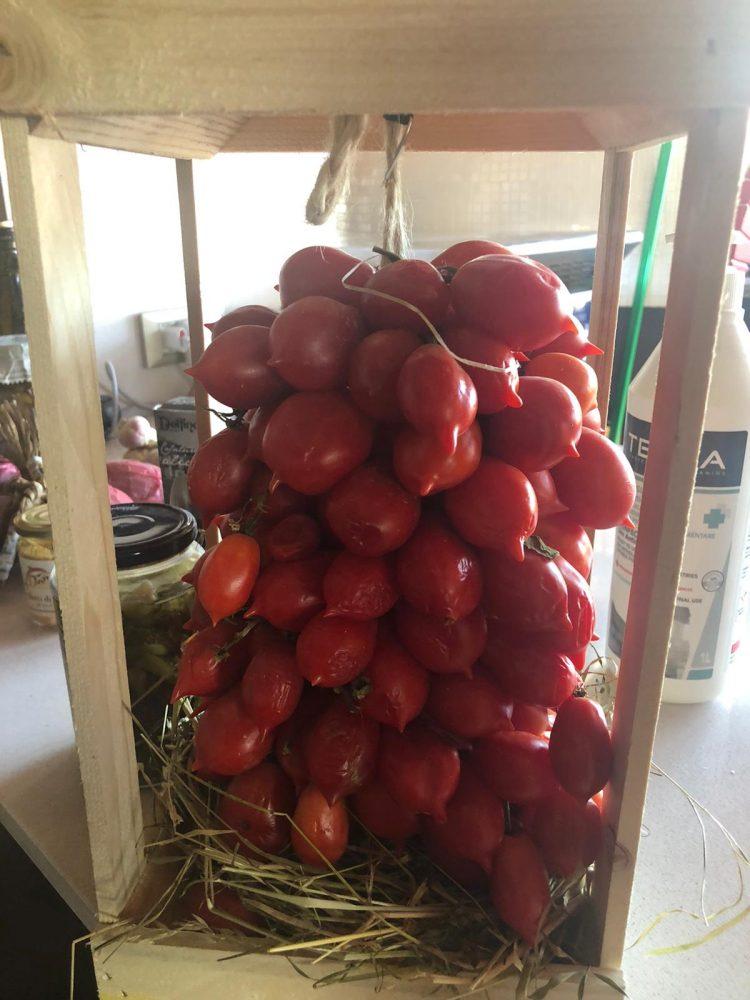 Arte Bianca - pomodori del piennolo