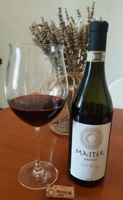 Barolo docg 2014 Master selezione Andrea Moscariello