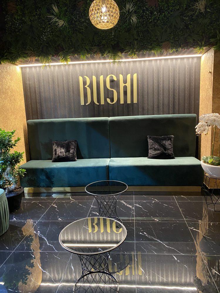 Bushi - ingresso